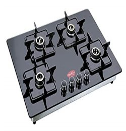 Pigeon Super Efficient Indian HOB 4  Gas Stove (Auto Ignition)