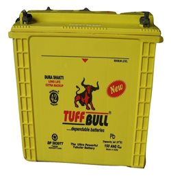 TUFF BULL DP-5030TT - 160 AH Inverter Battery